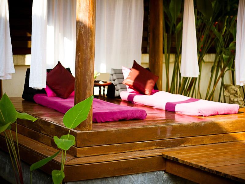 Relax en Villa