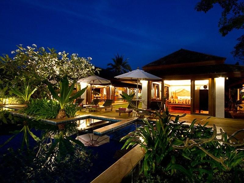 Villa Baan Phulay | Luxus Suite in der Villa Samui Thailand